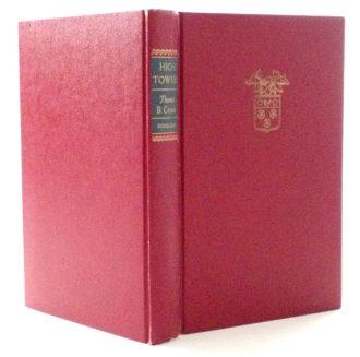 High Towers Secret Hollow Book Safe