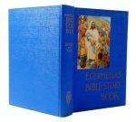 1935 Egermeier's Bible Story Book Secret Hollow Book Safe