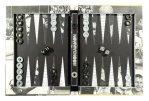 Great American Athletes of the 20th Century Hollow Book Bookgammon Backgammon Set