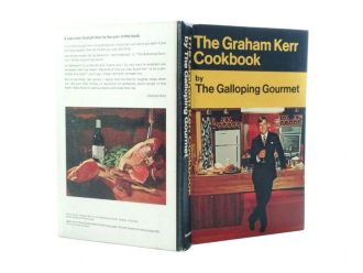 The Graham Kerr Cookbook Hollow Book Safe