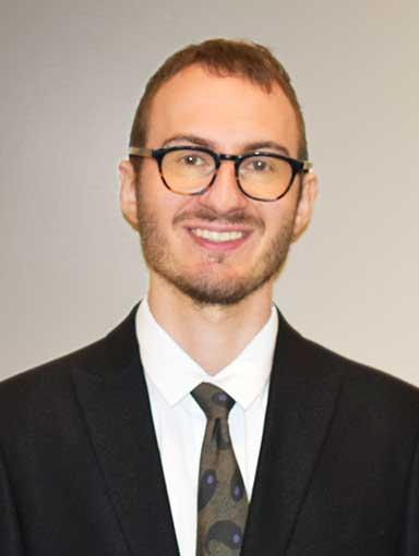 Jacob Ertel - Project Coordinator