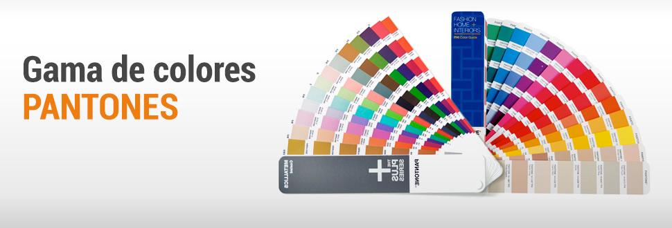 PUBLIEDIT Ver online gama de colores pantone para diseo grfico