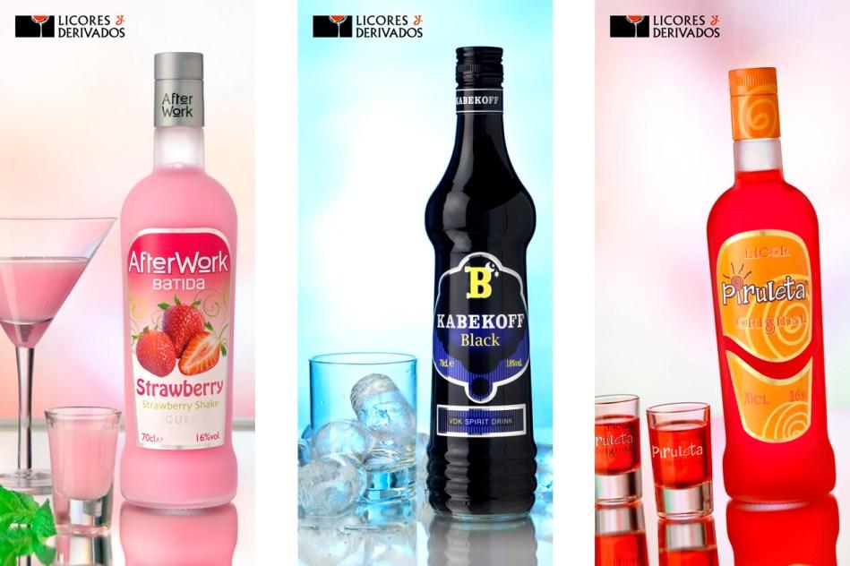 Fotografías de bebidas espirituosas