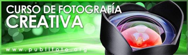 Curso de fotografía creativa