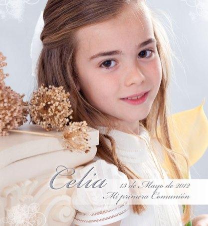 Celia, comunión