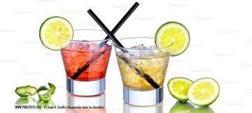 Fotógrafo de bebidas y licores, botellas y bodegones de alimentación