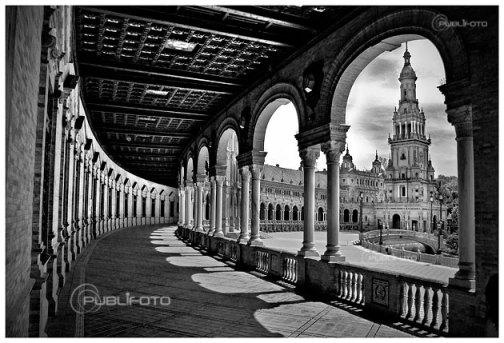 Plaza de España de Sevilla
