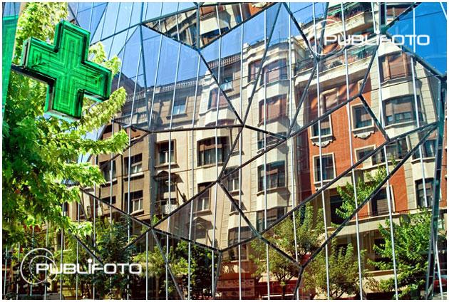 Bilbao - Fotografía de fachada realizada durante uno de nuestros cursos