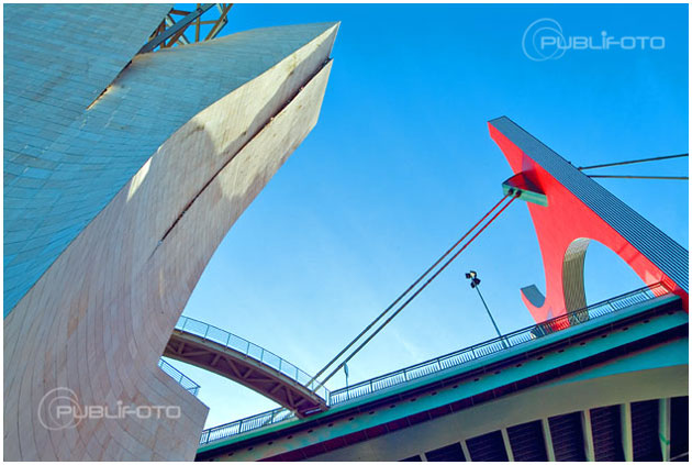 Puente La Salve - Bilbao - Curso fotografía