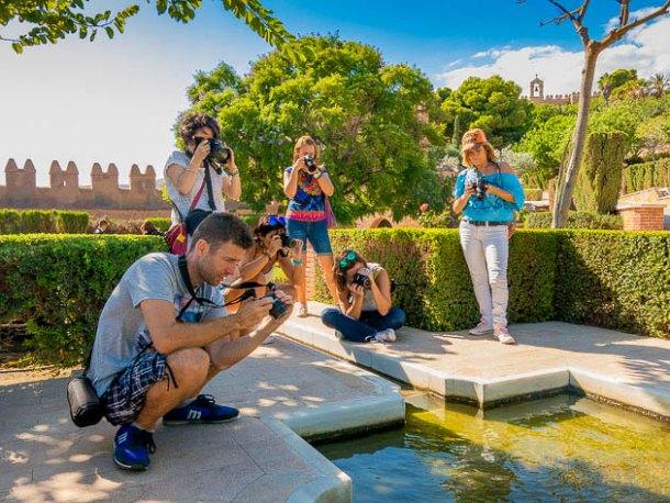 Curso fotografía Almería