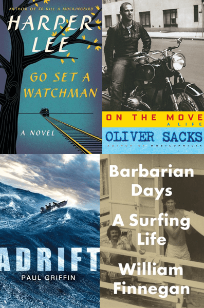 Publishers Weekly Best Books Summer 2015