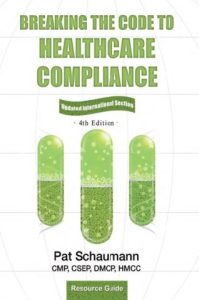 Breaking the Code to Healthcare Compliance