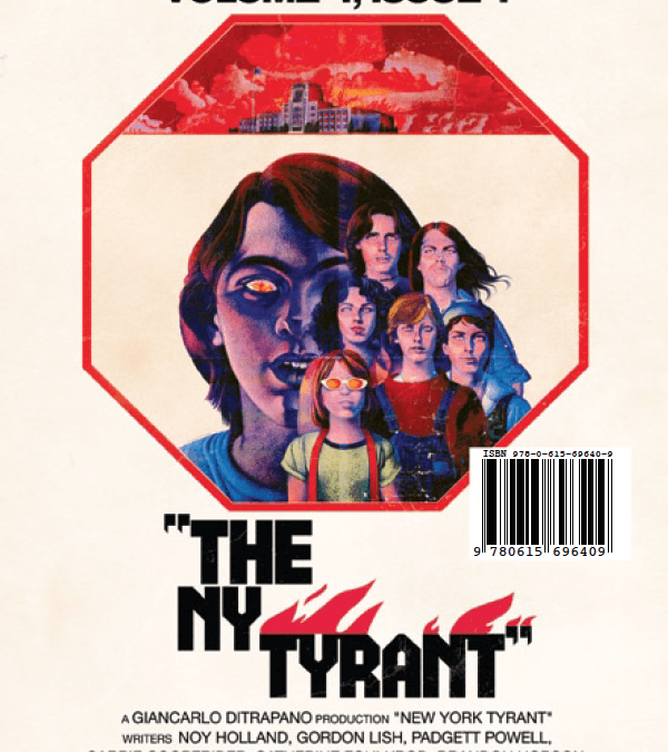 Book Giveaway: New York Tyrant