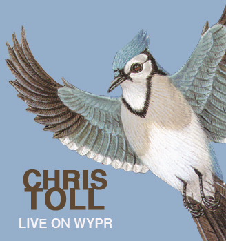 Chris Toll at WYPR