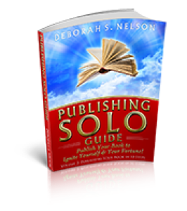 Publishing SOLO Guide: Publish Your Book to Ignite… Image