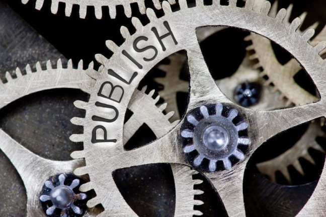 Turning the gears of Book Publish Systems and organization