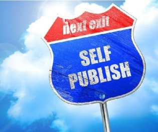 Self Publishing Road Sign--Pointing to How to Publish a Book Yourself