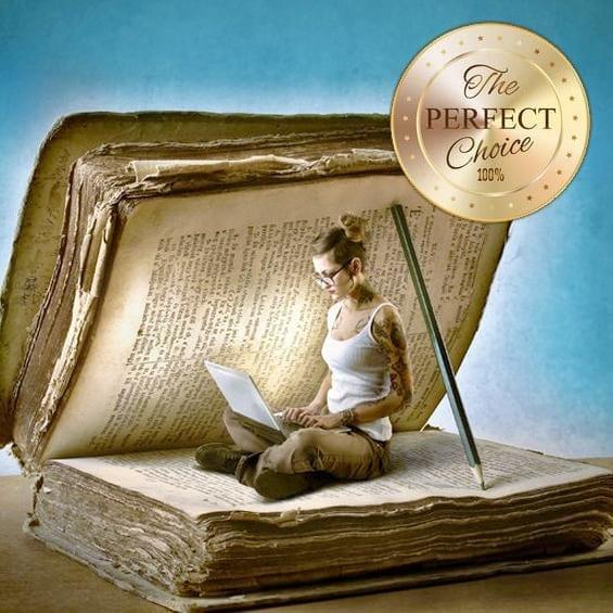 DIY Publishing Kit—GOLD