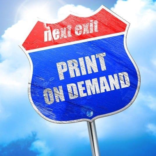 The New Print on Demand Digital Publishing Method