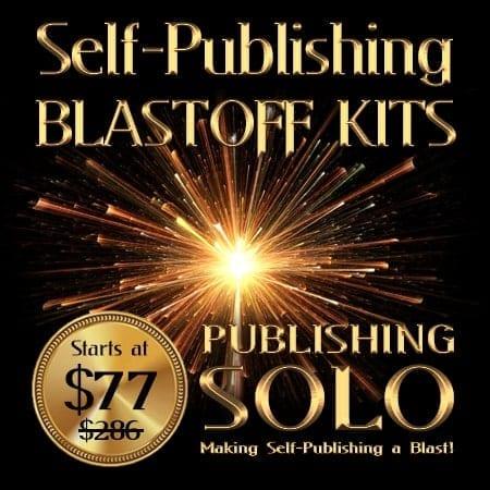 Self-Publishing Blastoff Kits by Deborah S. Nelson
