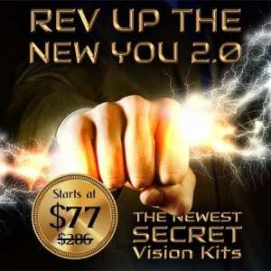 The Newest Secret Vision Kits by Deborah S. Nelson