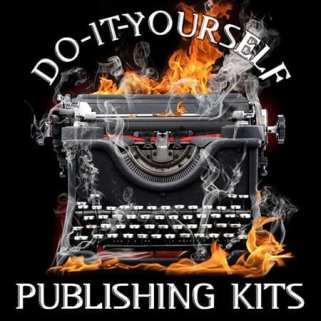 DIY BOOK Publishing kit logo