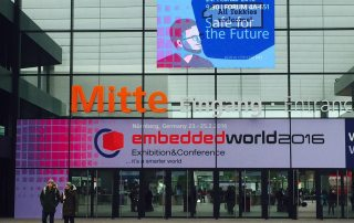 Embedded World PR