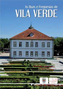 As Ruas e Freguesias de Vila Verde 3.ª Edição