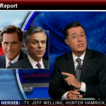"""""""One of these two Mormons could be our next president…the other is Jon Huntsman."""""""