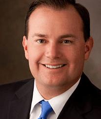 Utah Senator Mike Lee