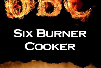 11.9. Six Burner Cooker eli 6BC