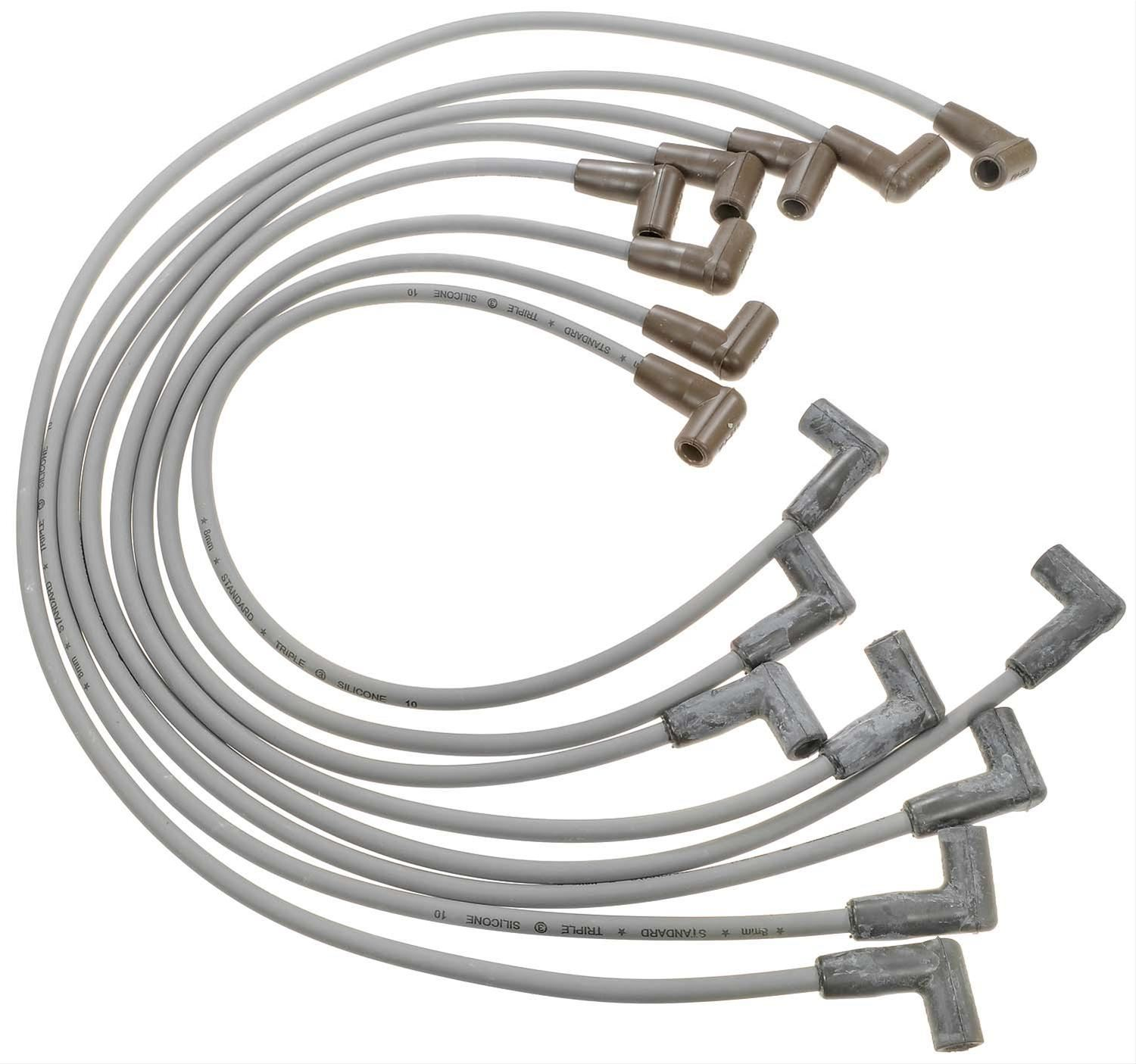 Phoenix US Cars. Wire set Chevy V8 w/HEI 75-