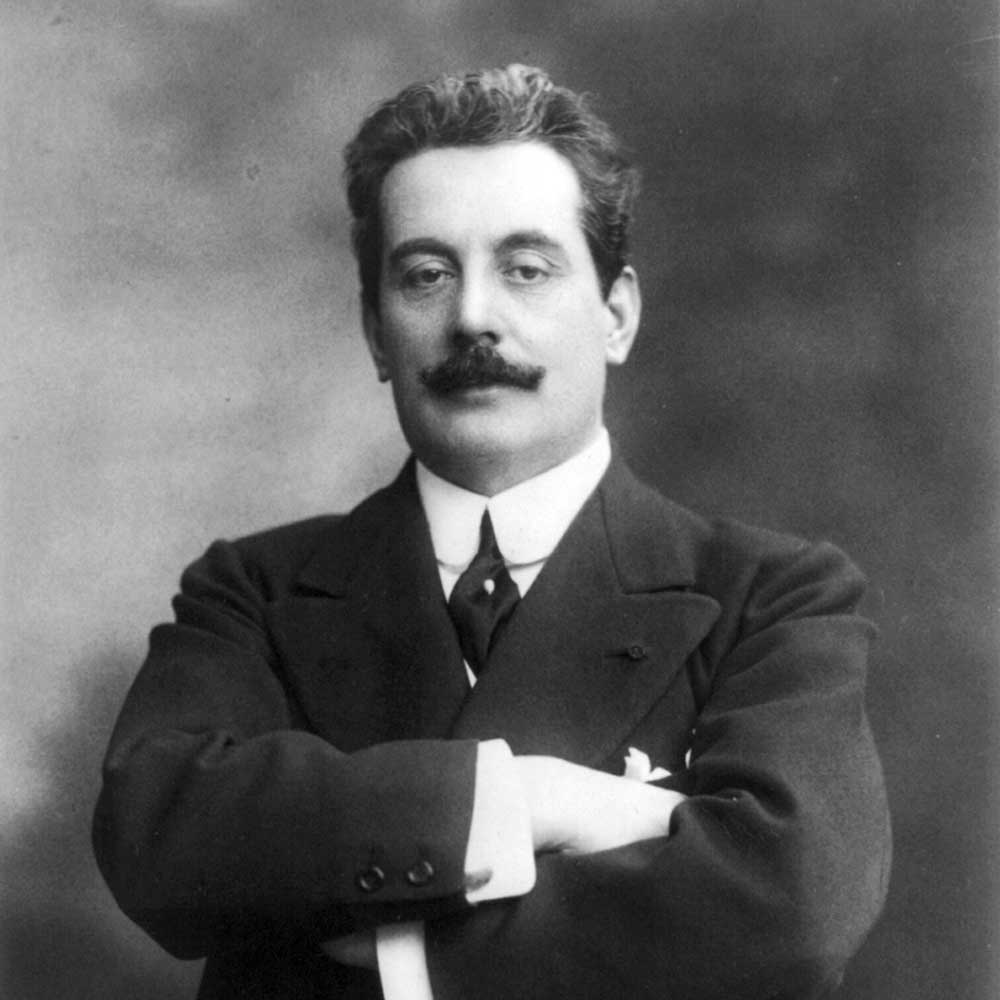 Image result for giacomo puccini