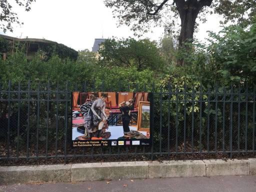 Les Puces de Vanves aux JEP 2016 : l'exposition à la Mairie du 14e