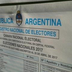 Elecciones 2017: una batalla abierta