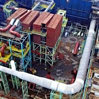 Codelco Ventanas inicia mantención y prepara puesta en marcha de emblemático proyecto ambiental