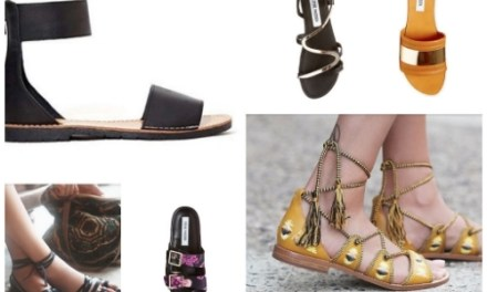 SUMMER SANDAL INSPIRATION