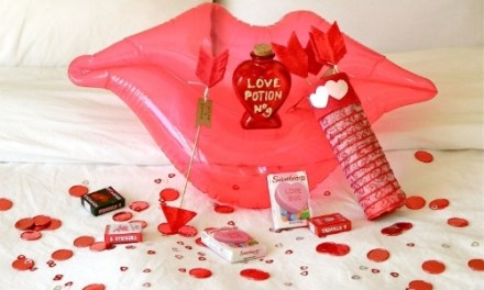 HOMEMADE VALENTINE'S DAY GIFTS FROM THE HEART
