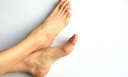 5 BEST PRODUCTS TO HEAL DRY FEET