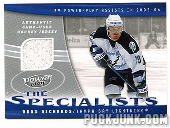 2006-07 Power Play box break