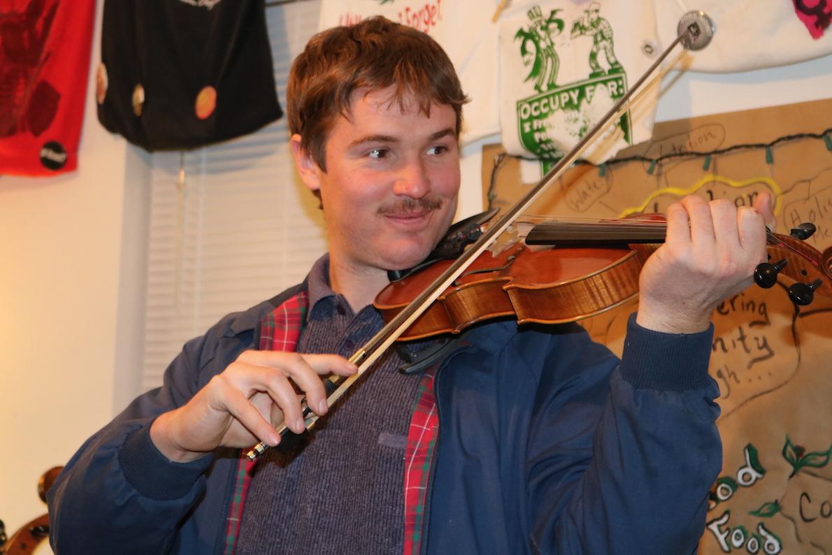 cello violins guitars and a pint size singer pueblo house patrick pulis