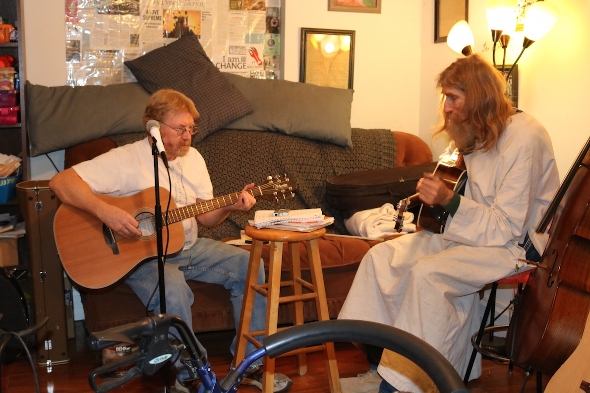 cello violins guitars and a pint size singer pueblo house mike