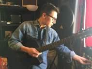 Tony Garcia-guitar & vocalist with Beyond Bridges Band