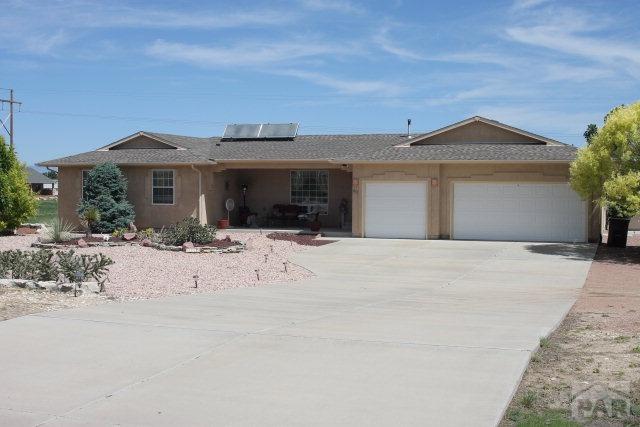 411 E Mountainside Dr Pueblo West CO 81007