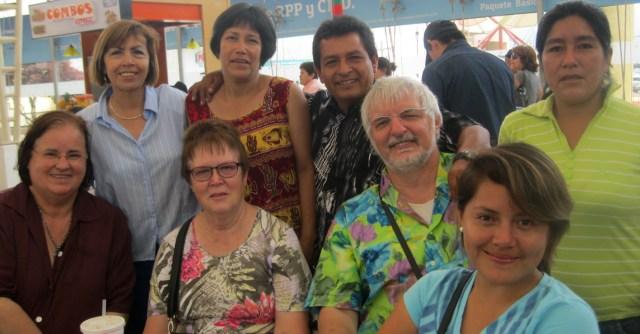 Juli 2012 Das Helferteam