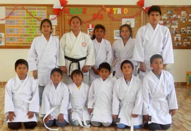 2017 Karate puente