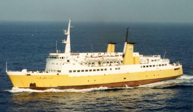 Resultado de imagen de barco ibn batouta