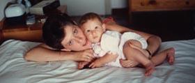 Mamma e puericultrice