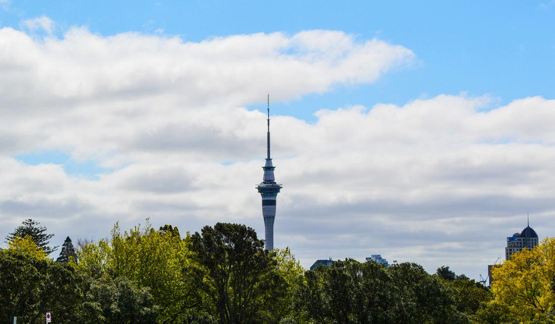 Vista del Sky Tower