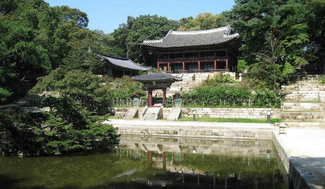 Changdeokgung Palace, el Jardín Secreto
